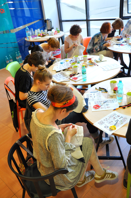 Pe firul motivelor traditionale - Creative Learning (6)