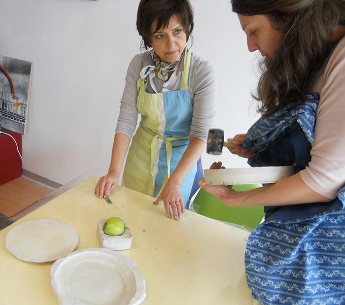 Ceramica - design de obiect - Creative Learning- Designist - Cristina Solomon (2)