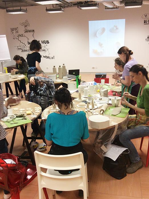 Curs Ceramica - design de obiect - Creative Learning - Designist (11)