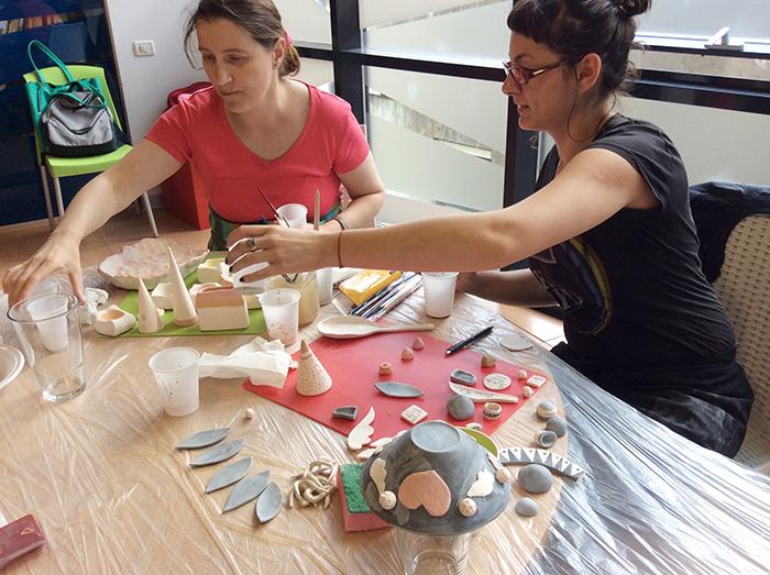 Curs Ceramica - design de obiect - Creative Learning - Designist (25)